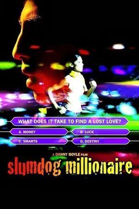 Poster: Slumdog Millionär