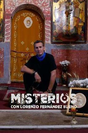 Poster: Misterios con Lorenzo Fernández Bueno