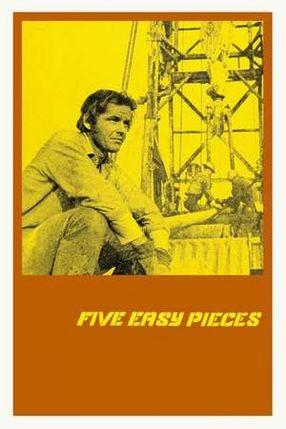 Poster: Five Easy Pieces – Ein Mann sucht sich selbst