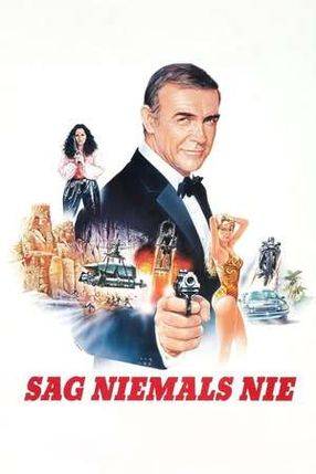 Poster: Sag niemals nie