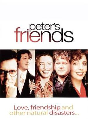 Poster: Peter's Friends