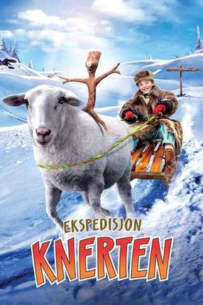 Poster: Ekspedisjon Knerten