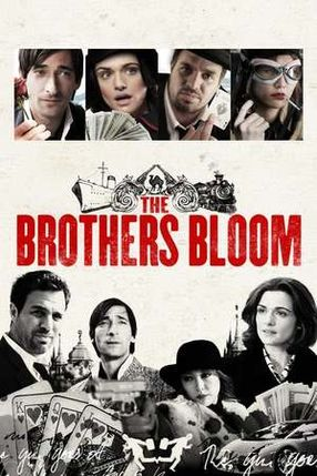 Poster: Brothers Bloom
