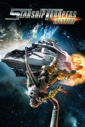 Poster: Starship Troopers: Invasion