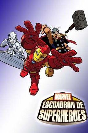 Poster: The Super Hero Squad Show