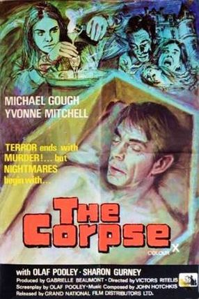 Poster: The Corpse
