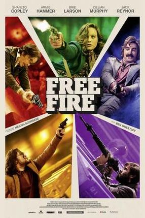 Poster: Free Fire
