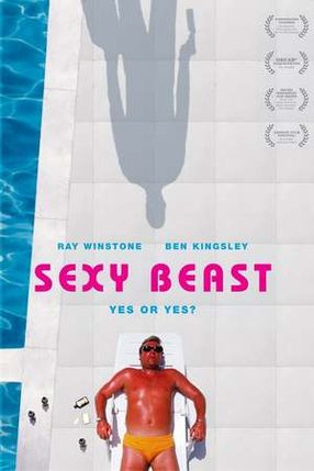 Poster: Sexy Beast
