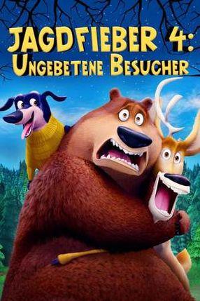 Poster: Jagdfieber 4: Ungebetene Besucher
