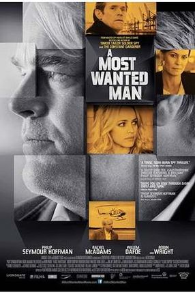 Poster: A Most Wanted Man
