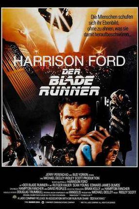 Poster: Blade Runner