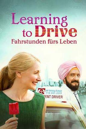 Poster: Learning To Drive - Fahrstunden fürs Leben