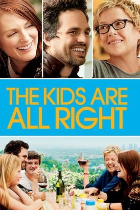 Poster: The Kids Are All Right