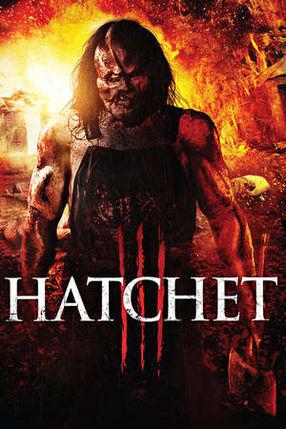 Poster: Hatchet III
