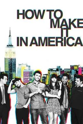 Poster: How to Make It in America