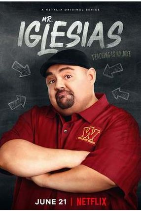 Poster: Mr. Iglesias