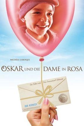 Poster: Oskar und die Dame in Rosa