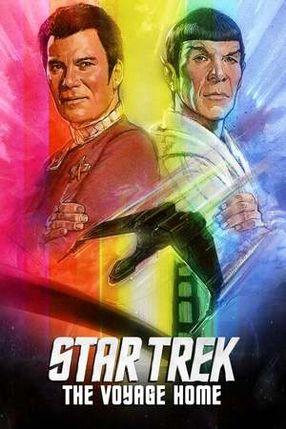 Poster: Star Trek IV - Zurück in die Gegenwart