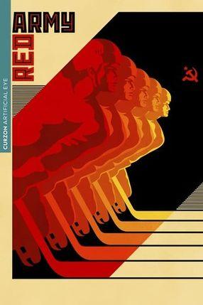 Poster: Red Army - Legenden auf dem Eis
