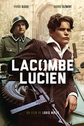 Poster: Lacombe Lucien