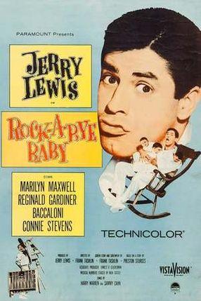 Poster: Der Babysitter