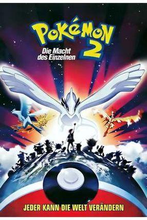 Poster: Pokémon 2: Die Macht des Einzelnen