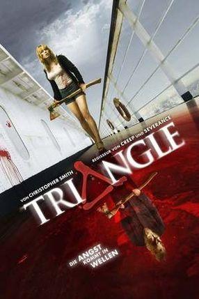 Poster: Triangle - Die Angst kommt in Wellen