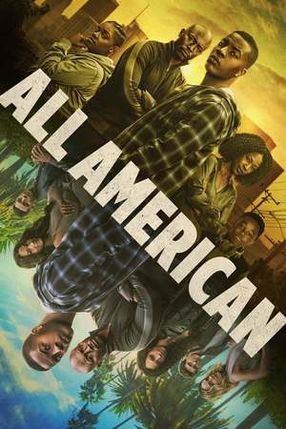 Poster: All American