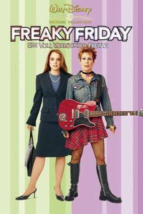Poster: Freaky Friday - Ein voll verrückter Freitag