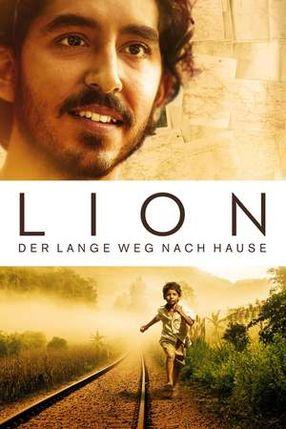 Poster: Lion - Der lange Weg nach Hause