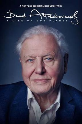 Poster: David Attenborough: A Life on Our Planet