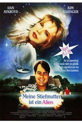 Poster: Meine Stiefmutter ist ein Alien