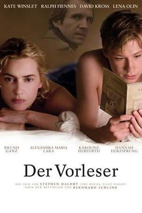 Poster: Der Vorleser