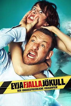 Poster: Eyjafjallajökull - Der unaussprechliche Vulkanfilm