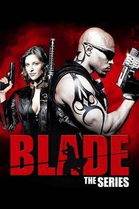 Poster: Blade -  Die Jagd geht weiter