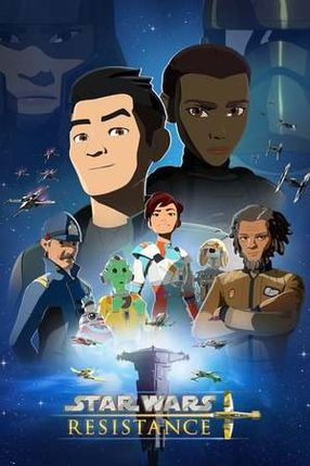 Poster: Star Wars: Resistance