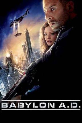 Poster: Babylon A.D.