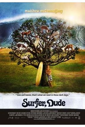 Poster: Surfer, Dude