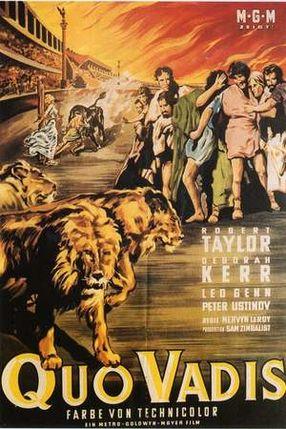 Poster: Quo Vadis