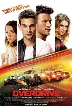 Poster: Overdrive