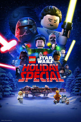 Poster: The Lego Star Wars Holiday Special