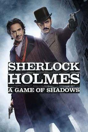 Poster: Sherlock Holmes - Spiel im Schatten