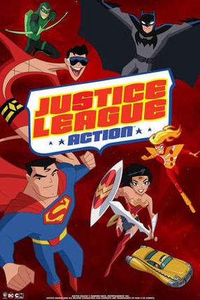 Poster: Justice League Action