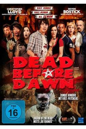 Poster: Dead Before Dawn