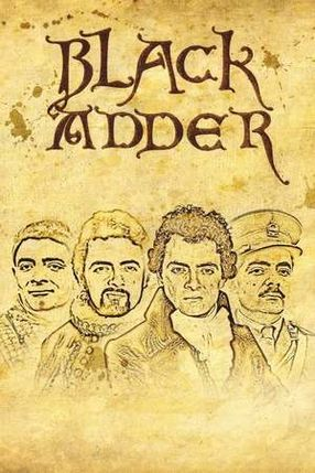 Poster: Blackadder