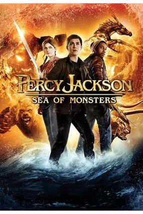 Poster: Percy Jackson - Im Bann des Zyklopen