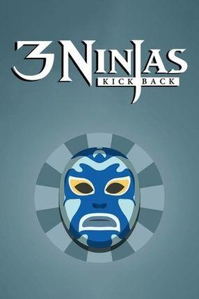 Poster: 3 Ninjas Kick Back