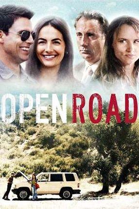 Poster: Open Road - Wohin wird der Weg sie führen?