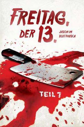 Poster: Freitag der 13. - Jason im Blutrausch