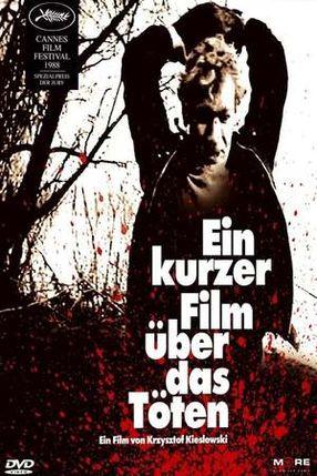 Poster: Ein kurzer Film über das Töten